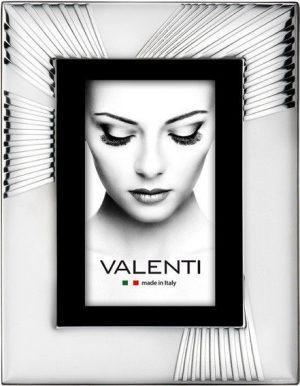 Ασημένια κορνίζα Valenti 13X18 52029/4L