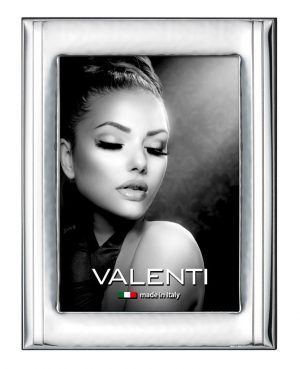 Ασημένια κορνίζα Valenti 13X18 51024/4L