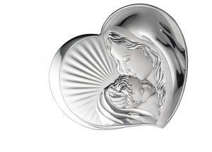 Ασημένια εικονα Της Παναγίας Valenti 81295/3L