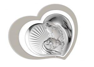 Ασημένια εικόνα Της Παναγίας Valenti 81290/2L