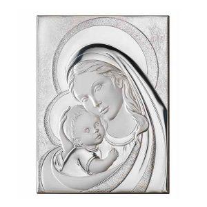 Ασημένια εικόνα της Παναγίας Thilia 444196