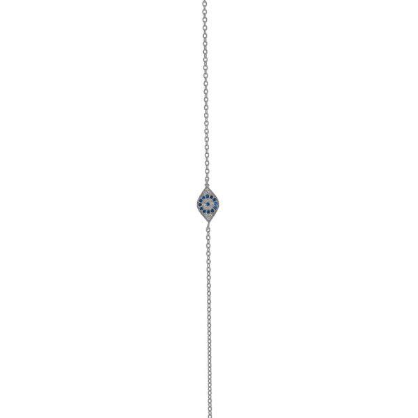 Ασημένιο βραχιόλι 925 9B-BR071-1