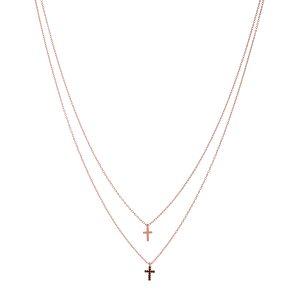 Ασημένιο κολιέ 925 9A-KD158-2B