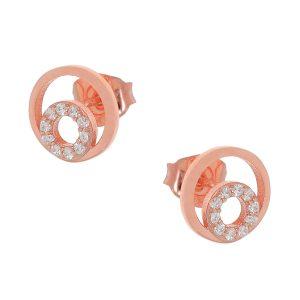 Ασημένιο σκουλαρίκι 925 CQ/SC460R