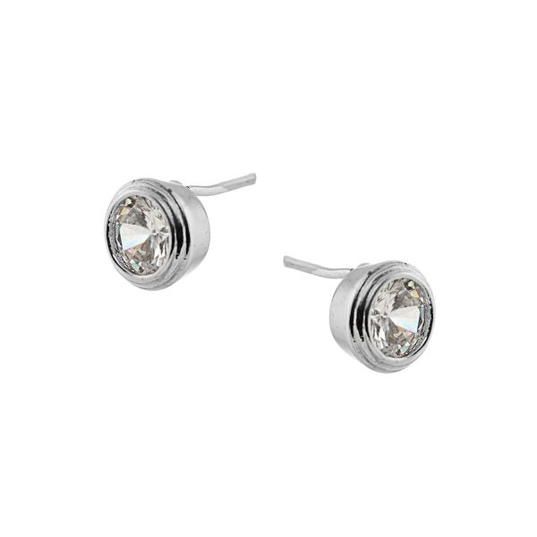 Ασημένιο σκουλαρίκι 925 DS/SC820