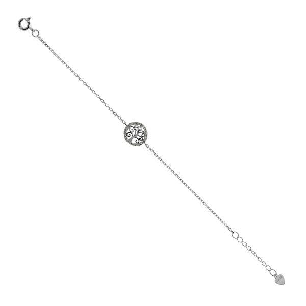 Ασημένιο βραχιόλι 925 JD/BR632