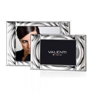 Ασημένια κορνίζα Valenti 18X24  56022/1L