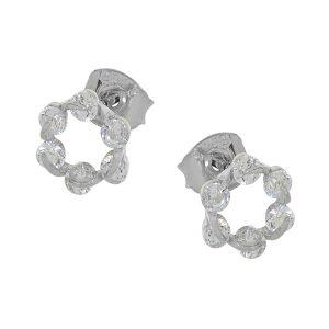 Ασημένιο σκουλαρίκι 925 CQ/SC481