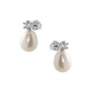 Ασημένια σκουλαρίκια 925 9H-SC003-1