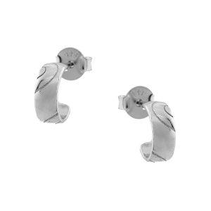 Ασημένιο σκουλαρίκι 925 9A-SC047-1