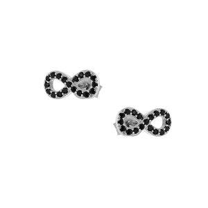 Ασημένιο σκουλαρίκι 925 JD/SC185B