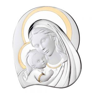 Ασημένια εικόνα της Παναγίας Thilia 452647
