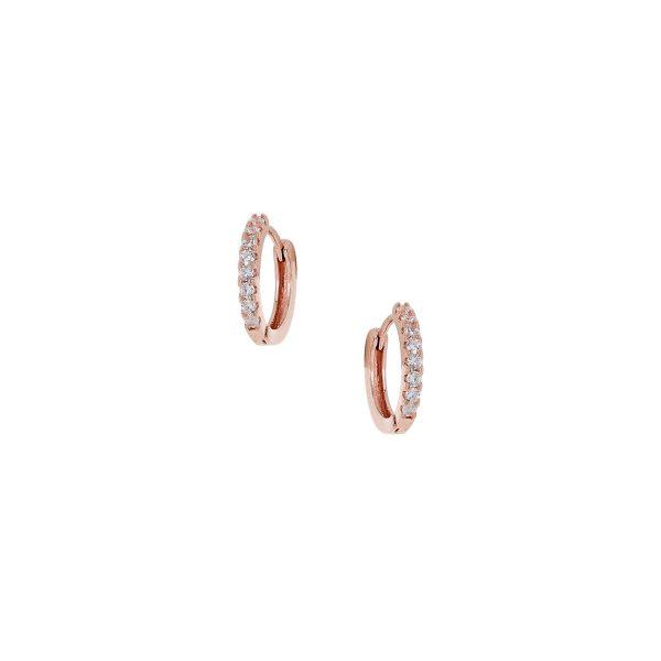 Ασημένιο σκουλαρίκι 925 9A-SC128-2