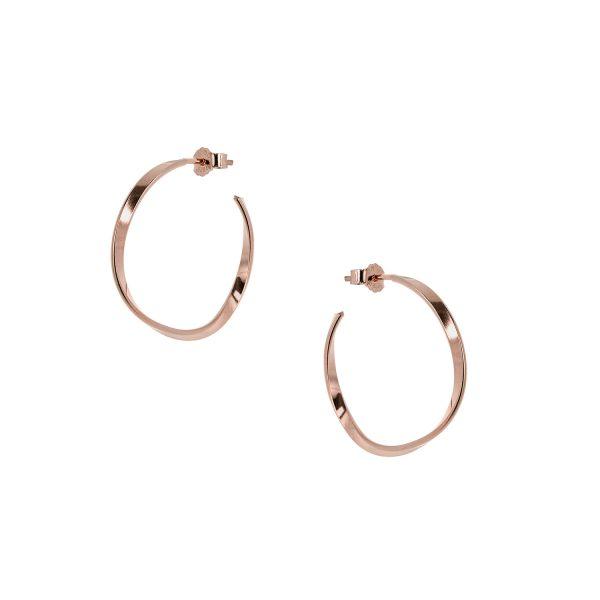 Ασημένιο σκουλαρίκι 925 9A-SC138-2