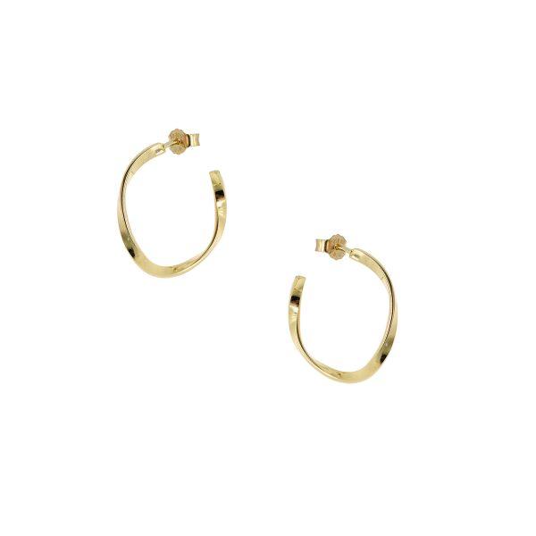 Ασημένιο σκουλαρίκι 925 9A-SC139-3