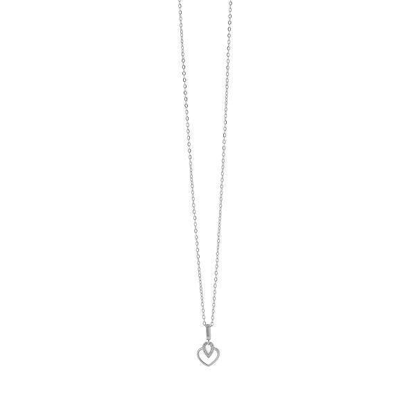 Ασημένιο κολιέ 925 9C-KD033-1