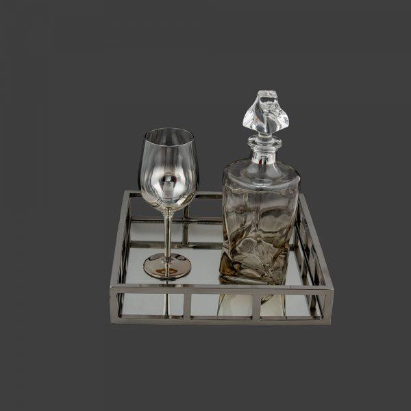 Σετ γάμου καράφα-ποτήρι SK7131980