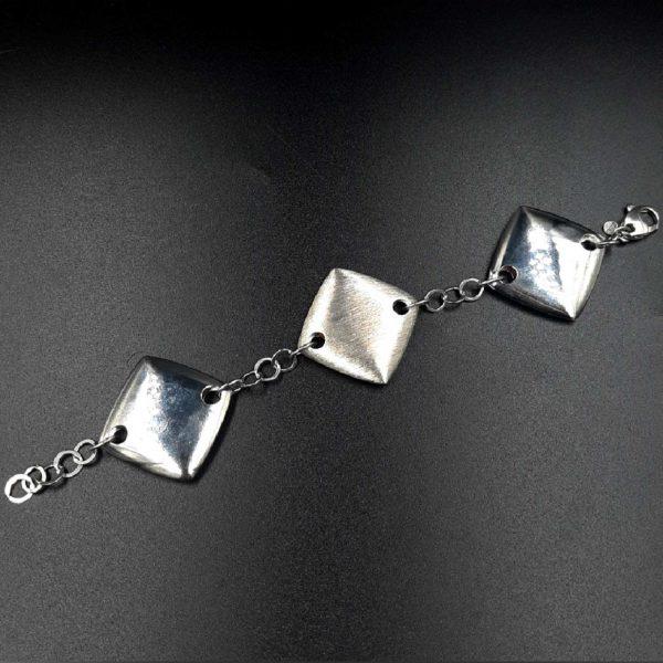 Ασημένιο βραχιόλι 925 9X-BR063