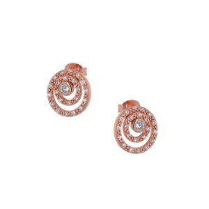 Ασημένιο σκουλαρίκι 925 8TA-SC041-2