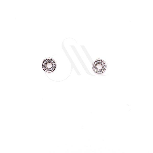Ασημένιο σκουλαρίκι 925 ES1896