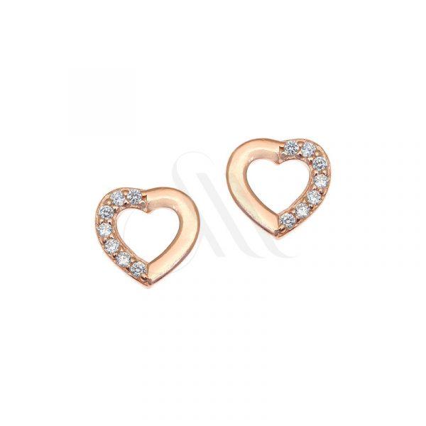 Ασημένιο σκουλαρίκι 925 ES1679R