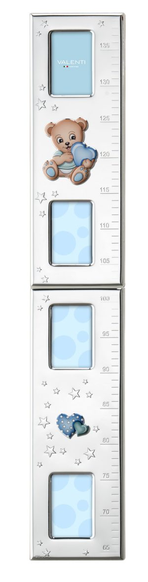 Ασημένια πολλαπλή κορνίζα 13Χ77 Valenti με υψομετρητή 71508/LC