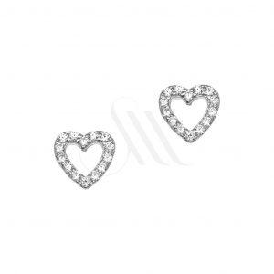 Ασημένιο σκουλαρίκι 925 ES1792